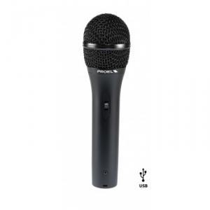 Microphone dynamique  USB