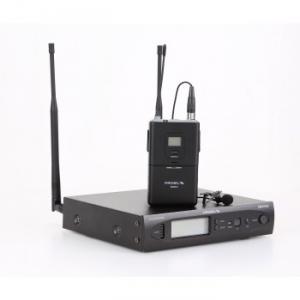Syst�me sans fil PLL UHF avec Bodypack.