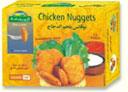 Plats surgelés, Chicken nuggets