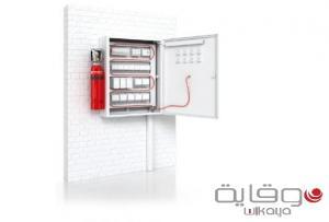 Système de détection ROTAREX, préconçu pour les armoires électriques