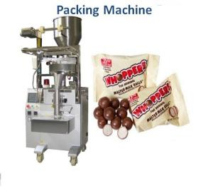 Machine d'emballage-ensacheuse verticale