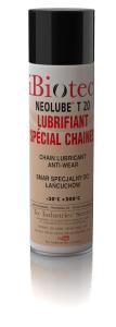 Lubrifiant anti-usure spécial chaînes (Néolube® T20)