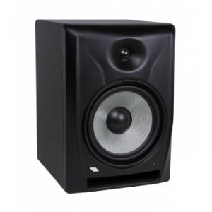 High-definition nearfield powered studio monitor