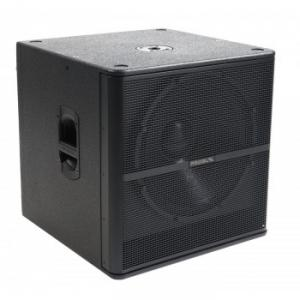 18 active subwoofer system with on-board CORE digital processing and 1500W digital amplifier