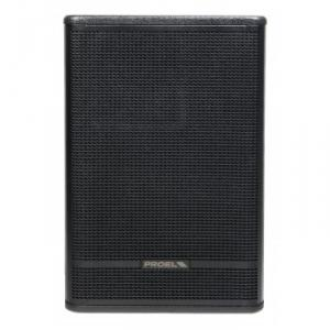 12 high-performance active two-way loudspeaker system with on-board CORE digital processing and 1500W digital amplifier
