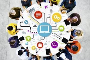 Réseau Social d'entreprises et workflow  (RSE)