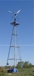 Les éoliennes de petite et moyenne puissance