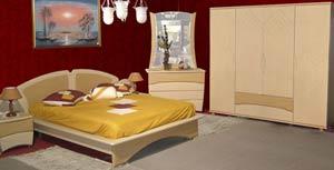 Chambre � coucher Bahja