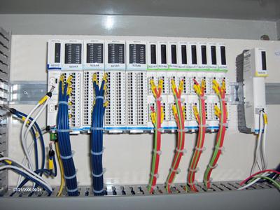 Automate câblé