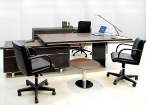 Mobilier de bureau: Bureau de direction Vigo