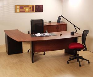 Mobilier de bureau: Bureau de direction Amelia