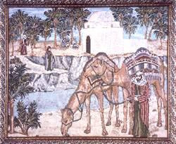 Tableaux d�coratifs: sud tunisien