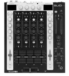Console de Mixage ECLER EVO 4