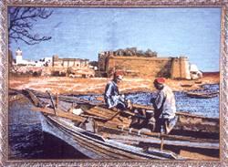 Tableaux d�coratifs: Hammamet