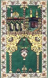 Tapis de prière Haramain