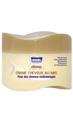 Crème cheveux miel  Nihel