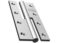 Paumelle Profilé Aluminium