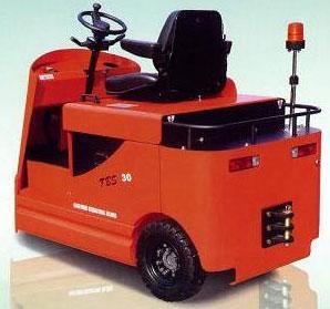 Tracteur électrique