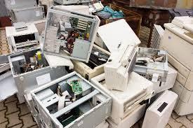 Recyclage du matériel informatique