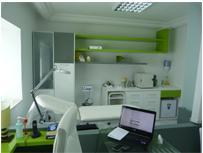 Aménagement d'un cabinet de dermato