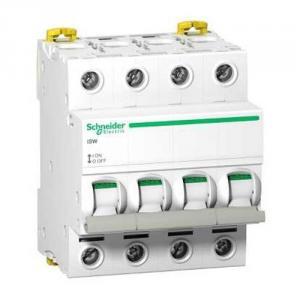 SCHNEIDER Interrupteur sectionneur 4P 63A 415VAC