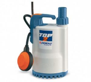 SERIE TOP SUBMERSIBLE DE DRAINAGE