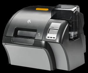 Imprimante à badges ZEBRA à Retransfert avec ou sans lamination