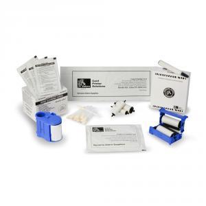 Kit de nettoyage ZEBRA pour imprimante à badge