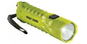 Lampe torche d'intervention ATEX