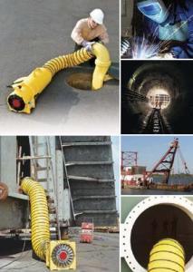 Ventilateur Extracteur espace confiné