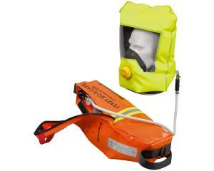 appareil respiratoire d'évacuation d'urgence à air comprimé escape
