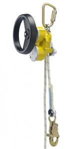 dispositif kit  sauvetage hauteur et descente rescue
