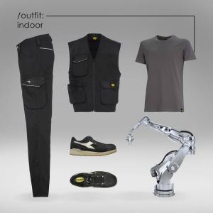 vetement de travail , pantalon, polo ,  veste , chemise, chaussure de sécurite