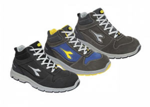 Chaussure de sécurité Diadora Run ll High S3 ESD SRC