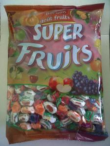Bonbons super fruit