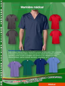 Marinière médical