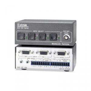 Sélecteurs VGA et audio stéréo
