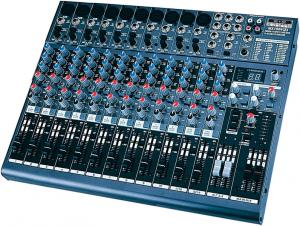 CONSOLE DE MIXAGE ANALOGIQUE DEFINITIVE AUDIO