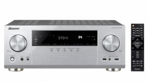 Récepteur 7.2 canaux ,large bande, Dolby Atmos, dts: X, 4K, WiFi bi-bande et Bluetooth