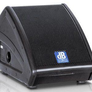 location de sonorisation professionnelle DB TECHNOLOGIES