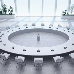 location de Systèmes audios pour réunions et présentation