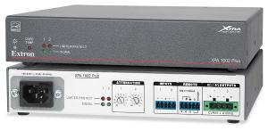Amplificateurs à deux canaux, à basse et haute impédance – 100 watts par canal
