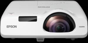 Projecteur courte focale