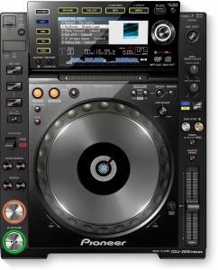 CDJ-2000 nexus : Station DJ numérique de niveau professionnel