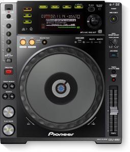 CDJ-850-K Partager Lecteur CD Multi Formats Pro USB Rekordbo X