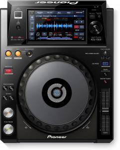 XDJ-1000 Partager Platine numérique compatible rekordbox avec « full scratch »