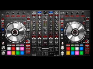 DDJ-SX2 Contr�leur Serato DJ � 4 canaux avec pads performance
