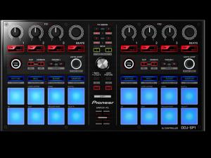 DDJ-SP1 Contrôleur supplémentaire Serato DJ