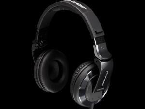 HDJ-2000-K  Casque haut de gamme pour DJ Professionnel (Noir)