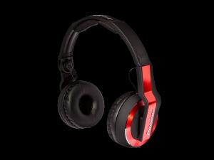 HDJ-500-R Casque semi-professionnel pour DJ (Rouge)